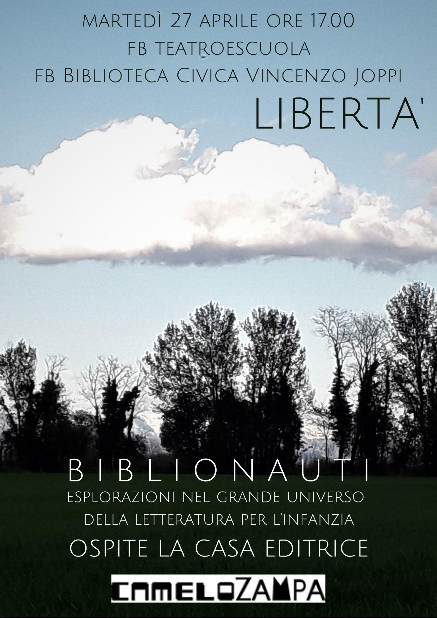 Biblionauti N° 6 – Libertà!